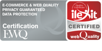 Ilexit Web Quality Certification